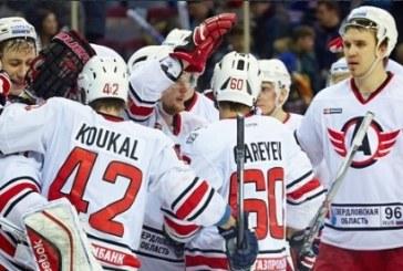Qui KHL: terminata la regular season, via ai play-off