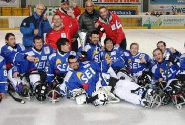 Sledge Hockey: regular season e Coppa Italia alle Aquile Alto Adige