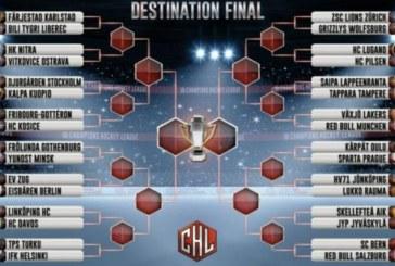 Qui CHL: completata la prima fase a gironi