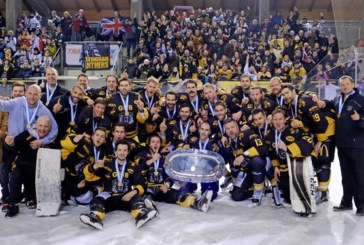 Continental Cup: primo storico trionfo dei Nottingham Panthers