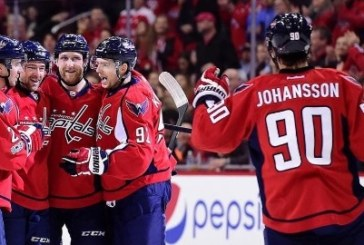 Focus NHL: comandano sempre i Washington Capitals