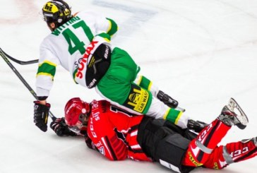 Alps Hockey League: terminata la regular season, via ai round pre play-offs