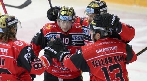 EBEL: regular season ai Red Bull Salisburgo, ora Master e Qualification Round