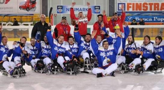 Sledge Hockey: nono scudetto per le Aquile Alto Adige