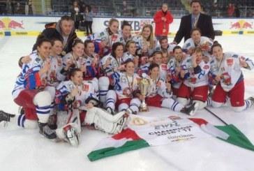 Qui Femminile: Eagles Bolzano ad un passo dal 15.esimo scudetto