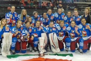 Femminile: 15.esimo scudetto per le Eagles Bolzano