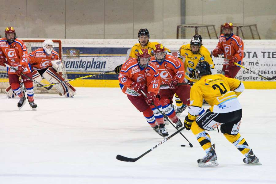 Italian Hockey Junior League: al Valgardena il titolo under-19