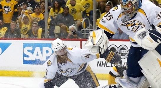 Focus NHL: Penguins sull'1-0 nella Stanley Cup contro i Predators
