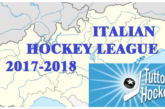 Italian Hockey League: da stasera Master e Qualification Round