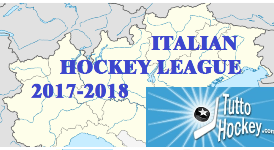 Italian Hockey League: da stasera Master e Qualification Round