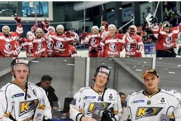 Continental Cup: passano Kurbads Riga e Jegesmedvek Miskolc