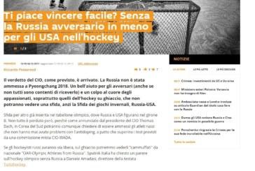Così il nostro Direttore Daniele Amadasi a Sputnik per RIA Novosti