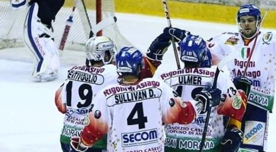 Alps Hockey League: il ridotto programma della settimana