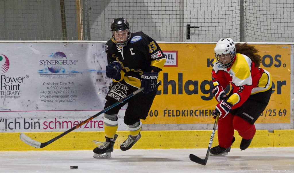 Femminile: punto play-off Serie A e Final Four EWHL