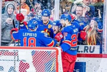 Kontinental Hockey League: definite le finali di Conference 2018