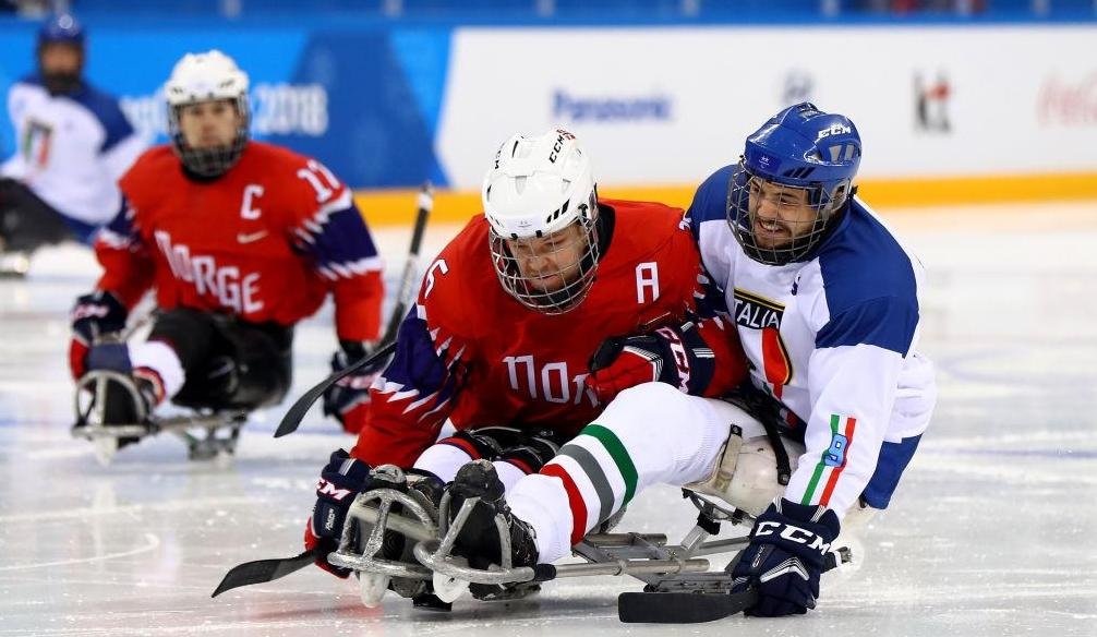 ParaOlimpiadi Pyeongchang 2018: impresa Italia, è semifinale