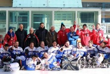 Sledge Hockey: decimo scudetto per le Aquile Alto Adige