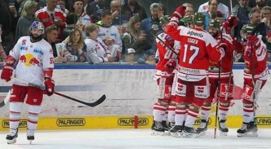 EBEL: dopo gara-2 serie finale Salisburgo-Bolzano sull'1-1