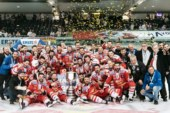 EBEL: il Bolzano serve l'impresa e vince il suo secondo titolo