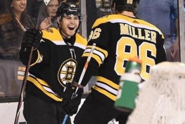Focus NHL: ribaltoni in classifica, comandano Boston e Saint Louis