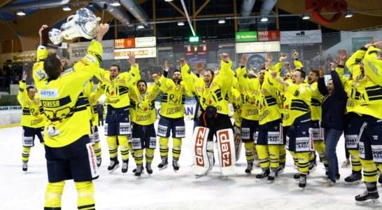Italian Hockey League: titolo 2018 all'Appiano Pirates