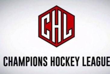 Champions Hockey League: il resoconto degli ottavi di finale
