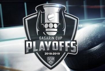 Kontinental Hockey League: da oggi i play-off con la corsa alla Gagarin Cup 2019