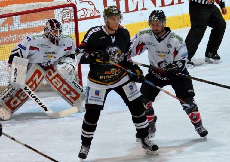 Qui IHL: Merano avanti 2-1 nella serie della finale sul Caldaro
