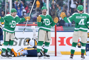 Focus NHL: Saint Louis Blues al comando a +1 sui Washington Capitals