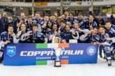 Coppa Italia 2020-2021: a sorpresa trionfa l'Unterland Cavaliers nel 3-2 al Merano