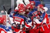 Kontinental Hockey League: regular season al CSKA Mosca, via ai play-off di Conference