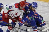 Kontinental Hockey League: via alle finali play-off di Conference