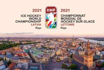Mondiali IIHF 2021: da oggi il via in Lettonia con i gironi di Minsk e Riga