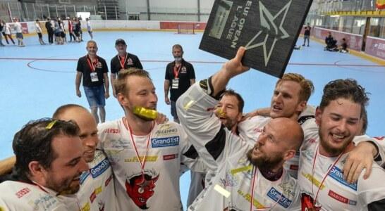Inline Hockey: ai francesi del Rethel la European League 2020-2021