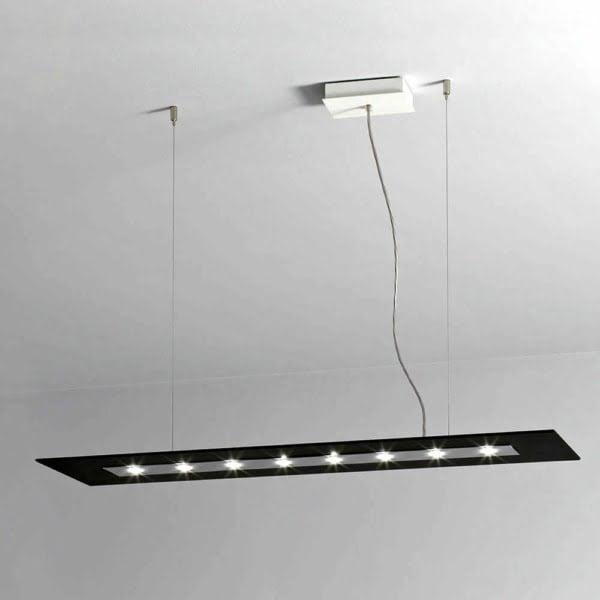 Lampada parete cursore sospensione centro stanza senza for Lampade a led e 27