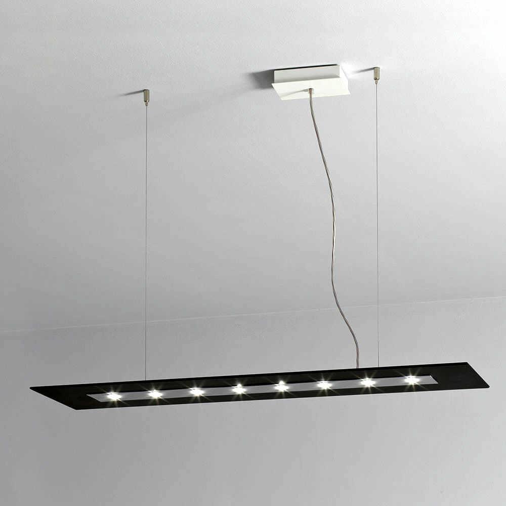 Lampada led sospensione luce diffusa z zero ultrasottile for Faretti led costo