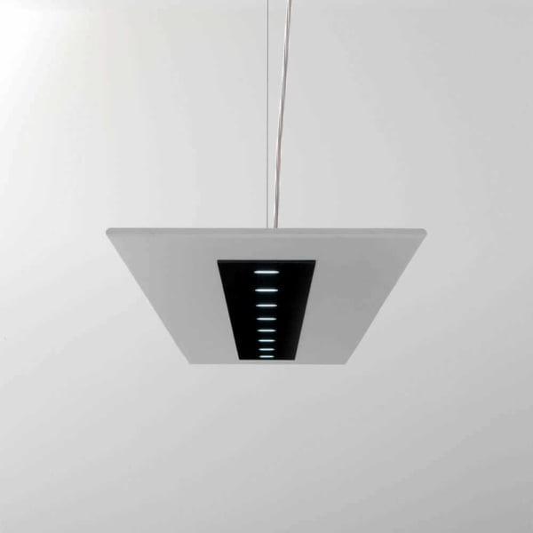 Lampada led sospensione luce diffusa Z-ZERO 26 watt