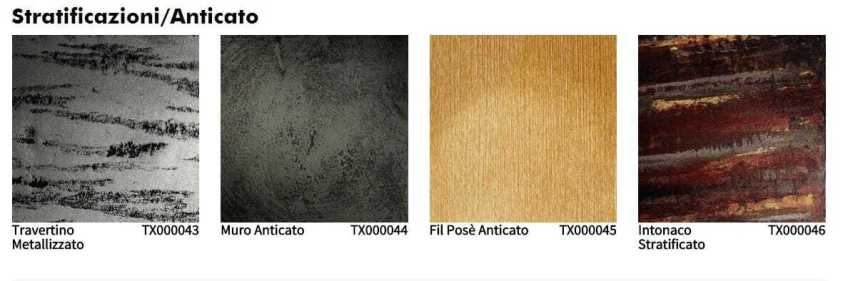 Oikos tinteggiatura decorativa interno stratificazioni anticato