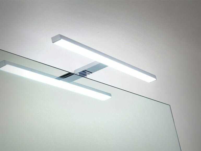 Scopri su eprice la sezione specchio bagno led e acquista online. Lampada Specchio Bagno Tutti Piu Belli Con La Luce Giusta