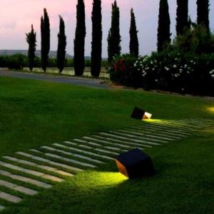 Lampade giardino