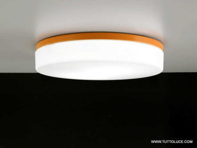 lampadoderne vetro led colore