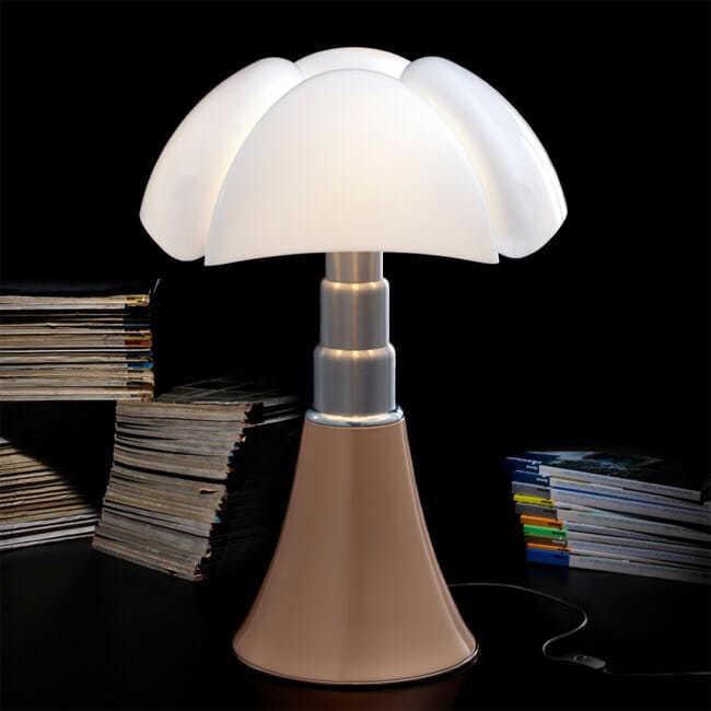 minipipistrello illuminazione moderna