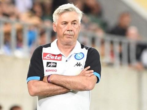 """Napoli News, Ancelotti: """"tutti in ritiro da mercoledi"""""""