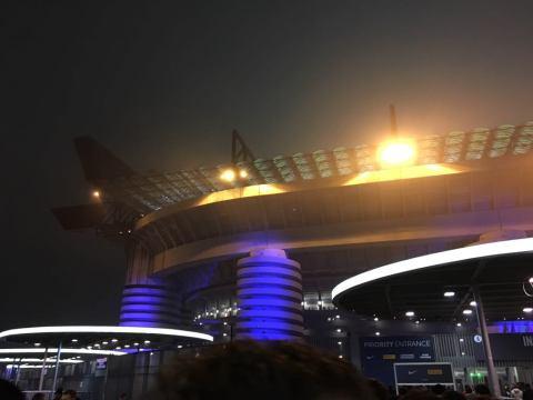 Stadio San Siro - Meazza - Inter Milan