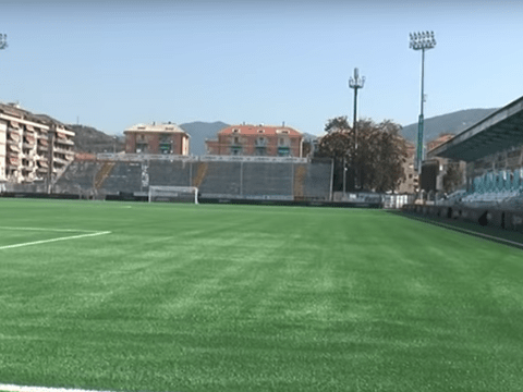 Chiavari - Virtus entella