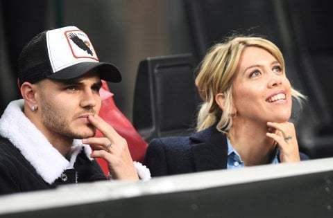 Wanda icardi inter Juventus PSG