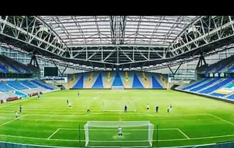 Astana - arena