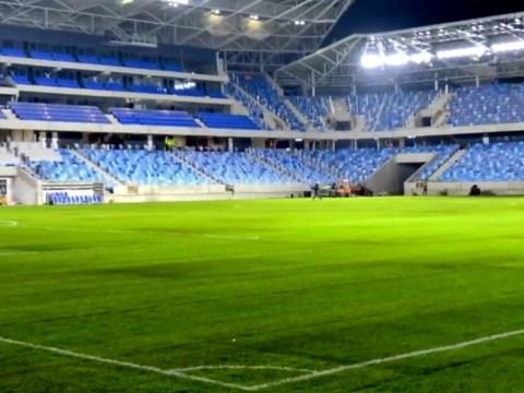 Slovan Bratislava - Tehelne' Pole Stadion