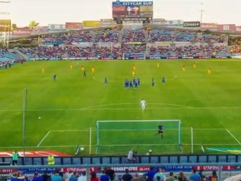 Getafe - Coliseum Alfonso Perez