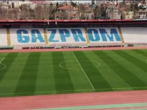 Serbia - Stadium Rajko Mitic